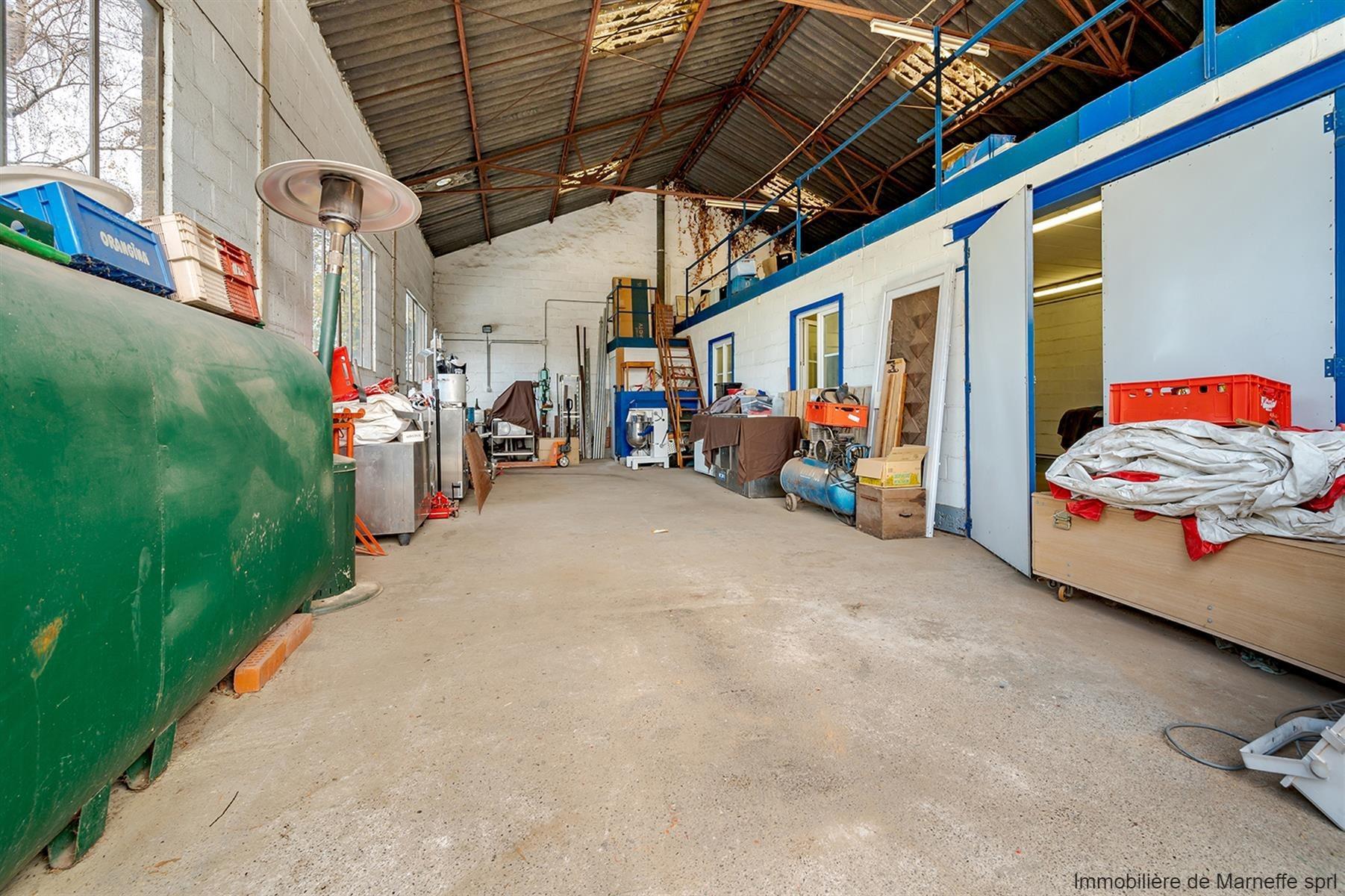 Entrepôt - Hannut - #4267166-1