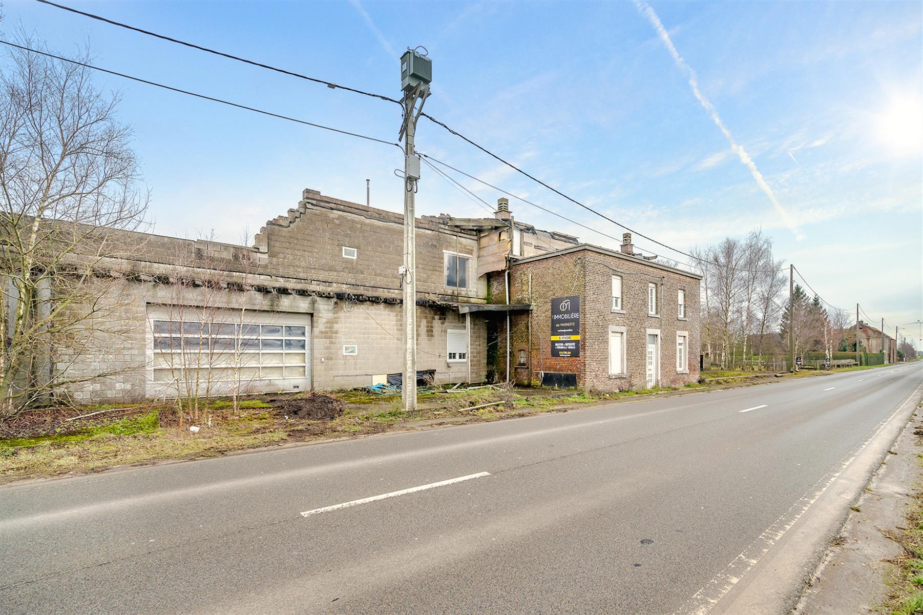Immeuble mixte - Verlaine - #4267574-6