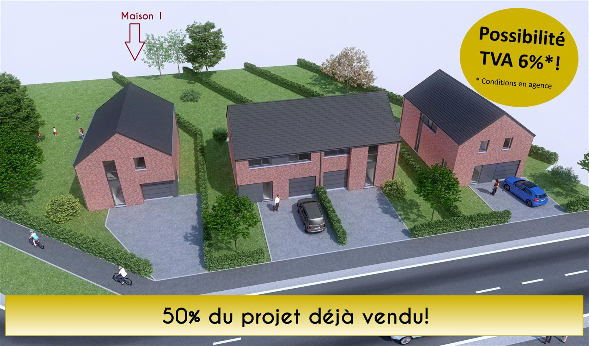 Villa - Waremme - #4274532-0