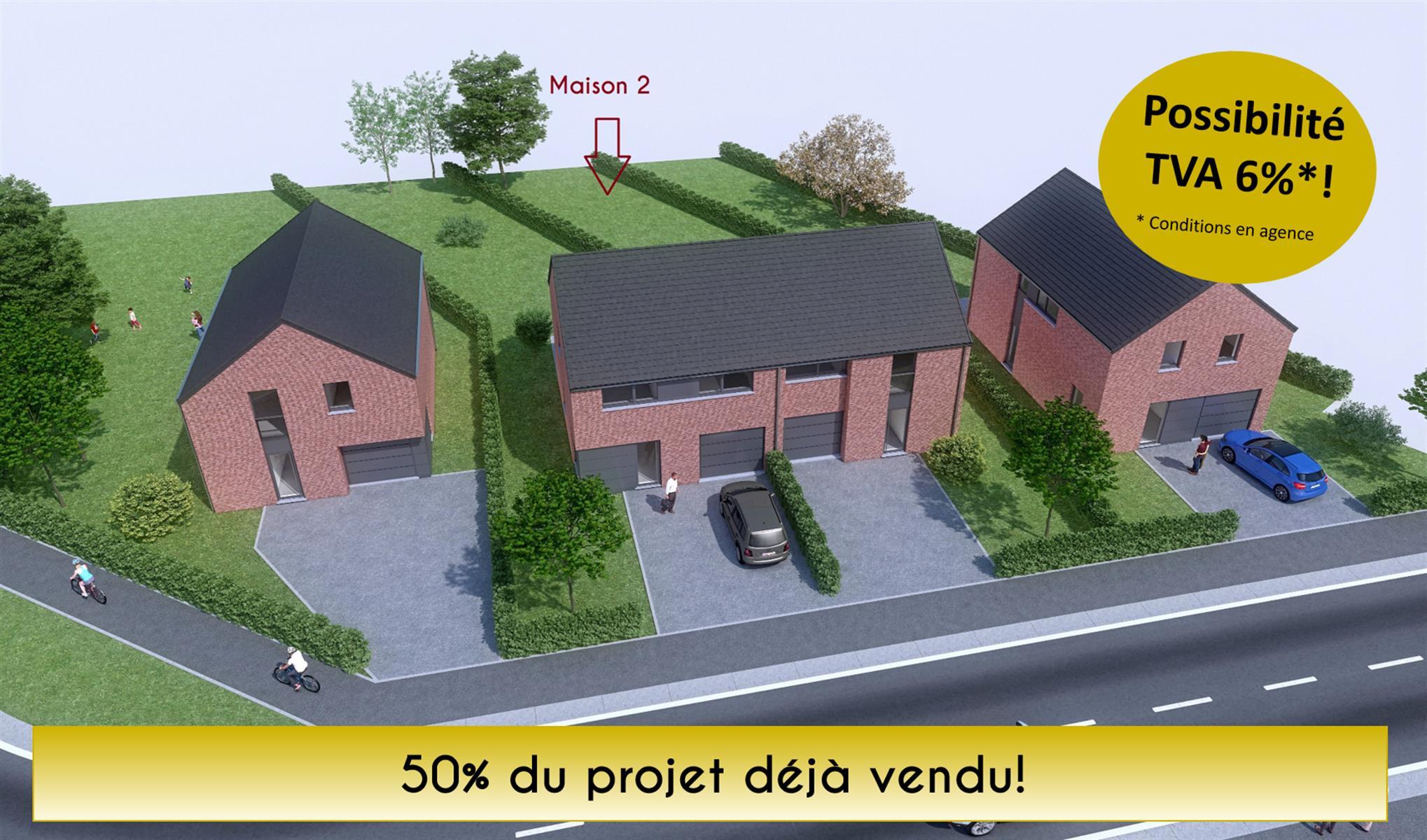 Maison - Waremme - #4278745-0