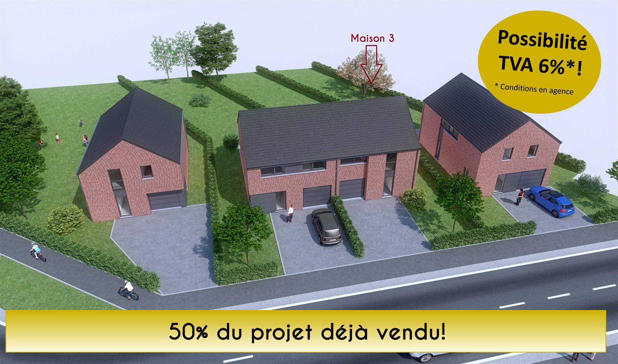 Maison - Waremme - #4278829-0