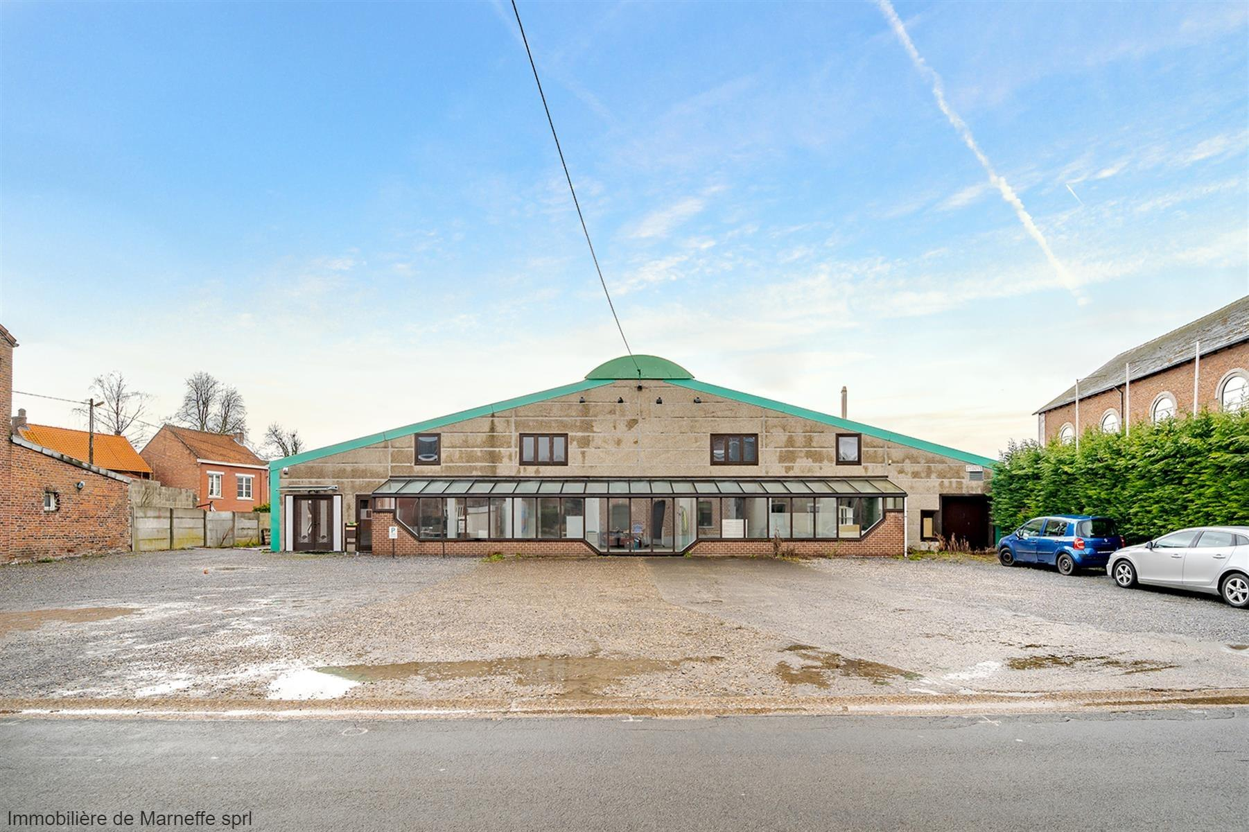 Entrepôt - Hannut - #4313797-2