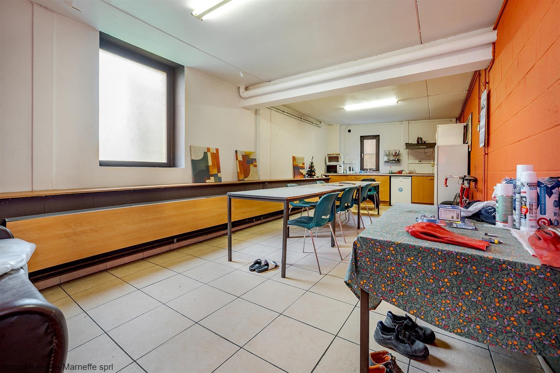 Entrepôt - Hannut - #4313797-25