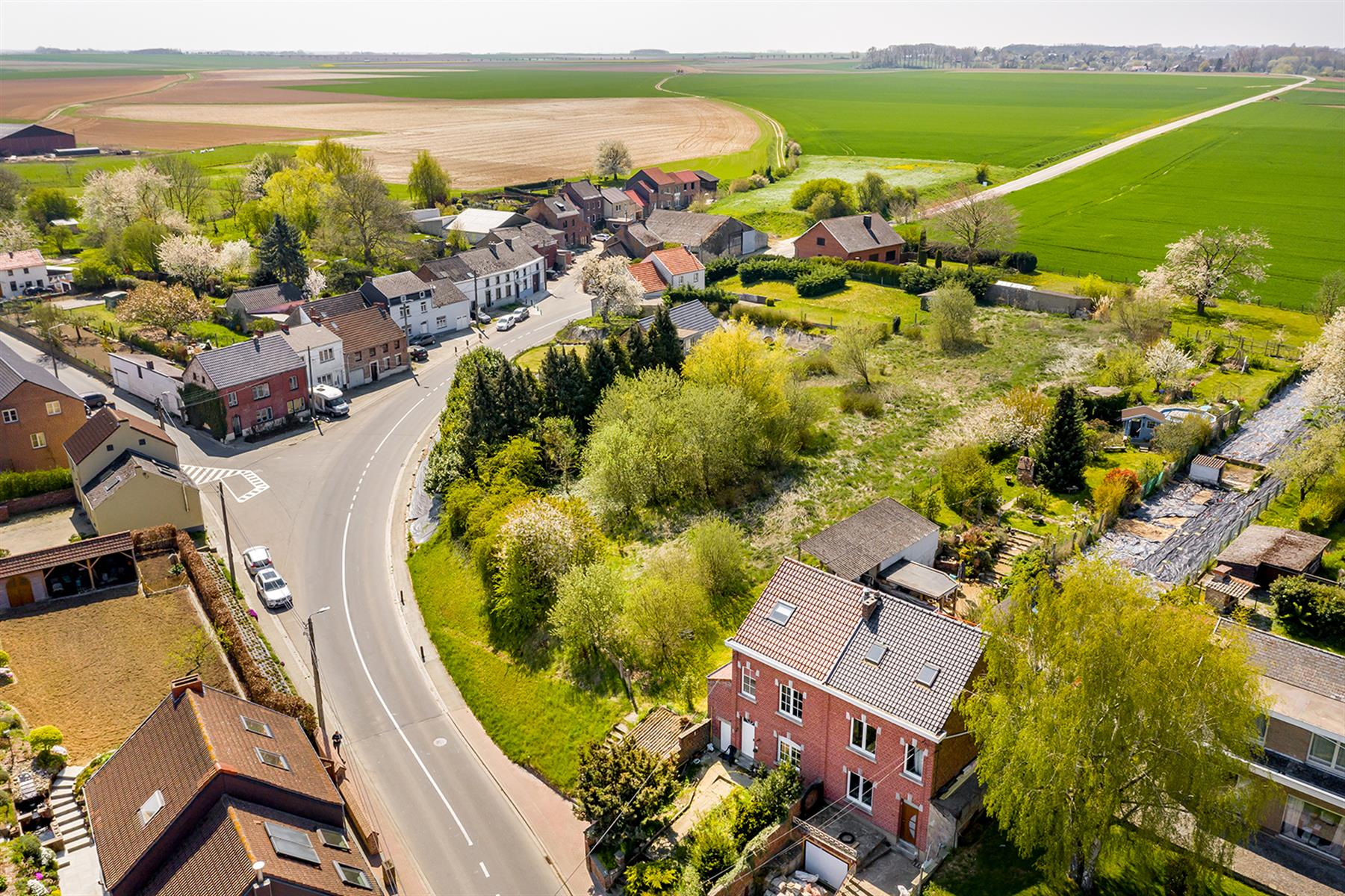 Terrain à bâtir - Orp-Jauche - #4343598-9