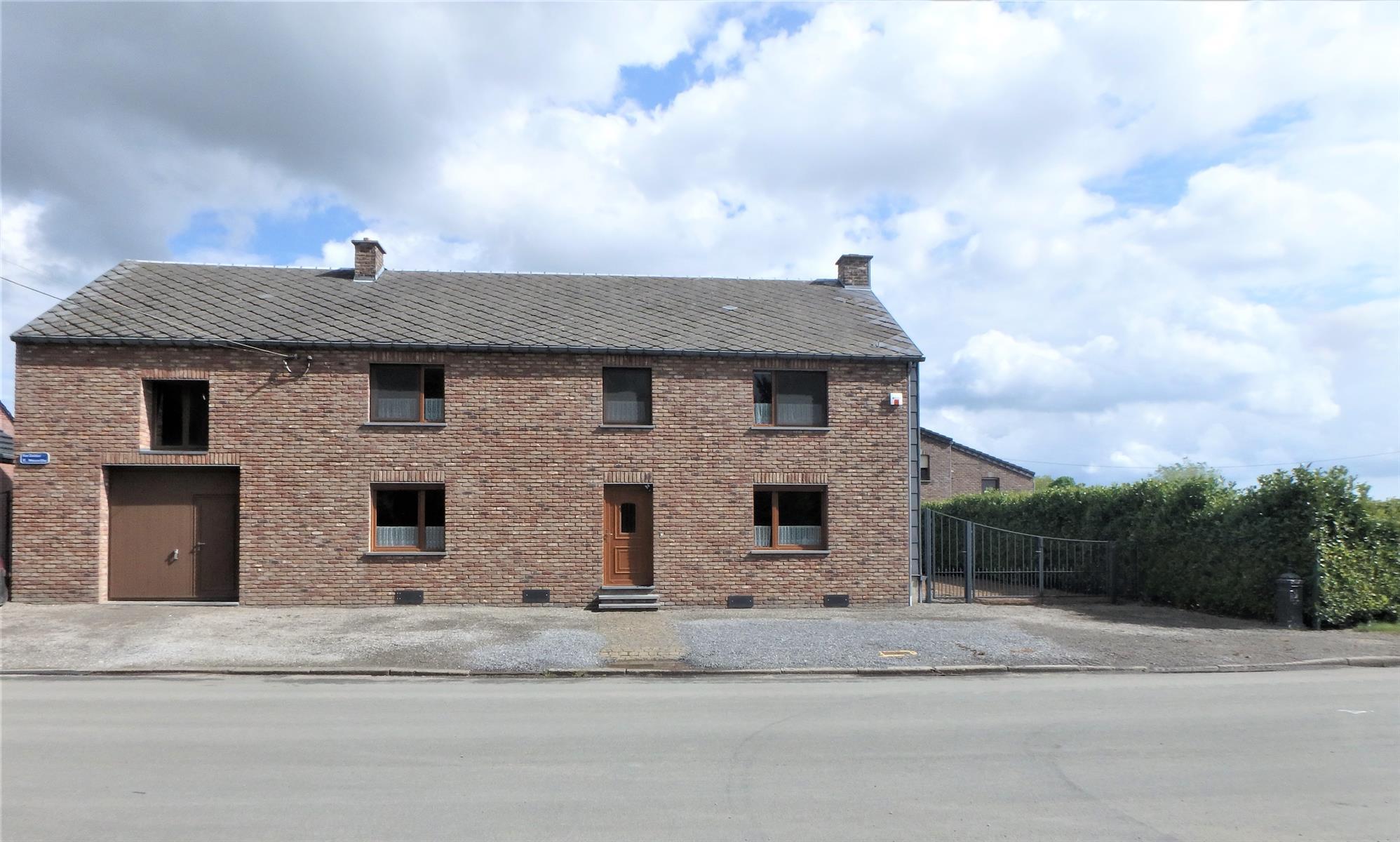 Maison - Villers-le-Bouillet - #4370115-0