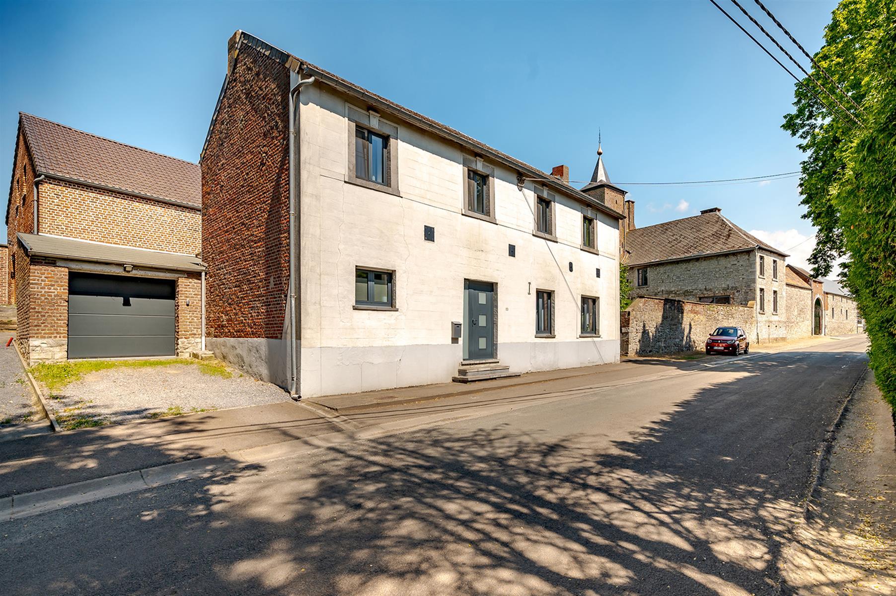 Maison - Villersle-Bouillet Warnant-Dreye - #4392377-27