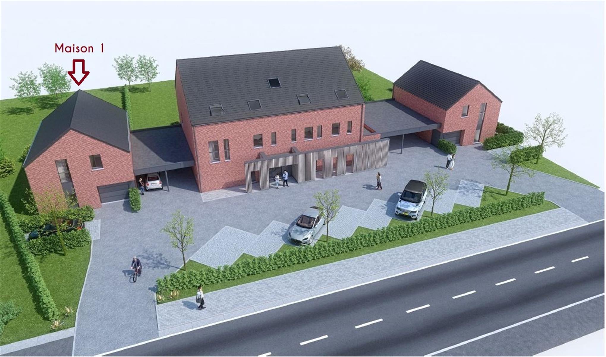 Villa - Fexhele-Haut-Clocher - #4534456-0