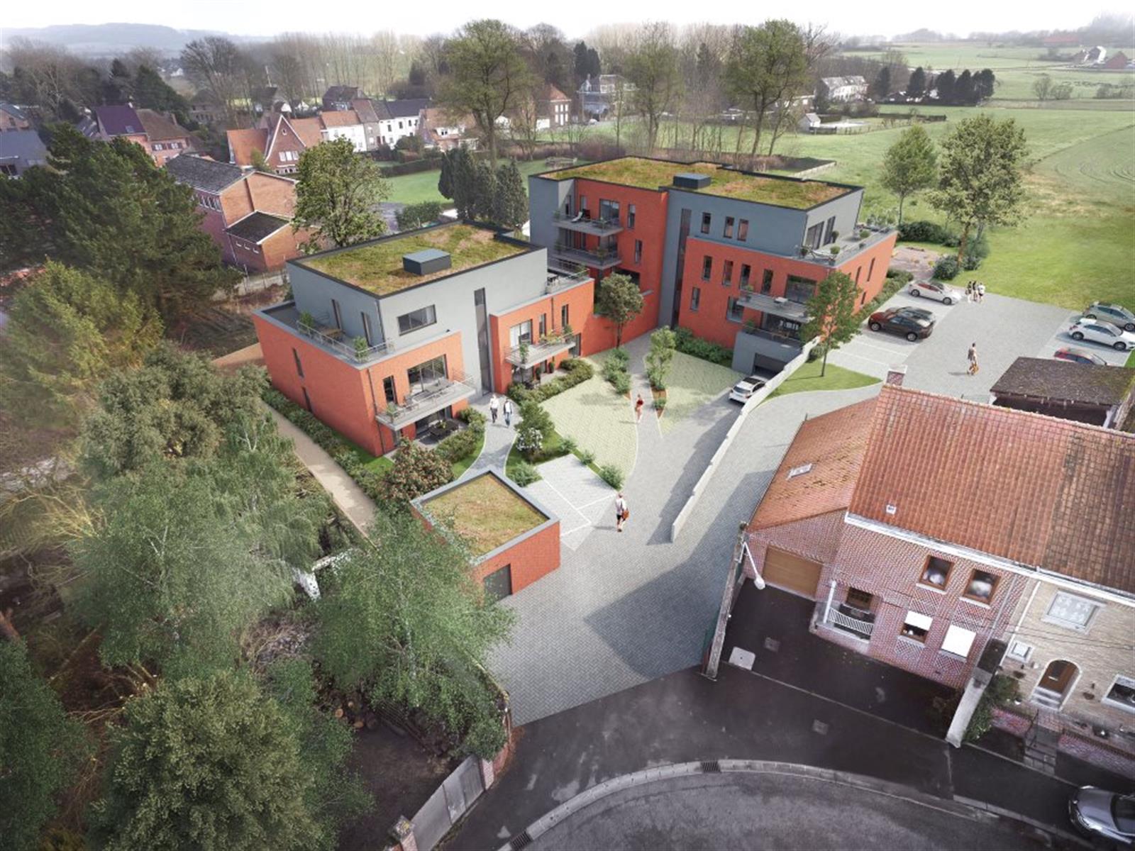 Fabuleux penthouse avec terrasse de 80 m2 et 2 parkings inclus