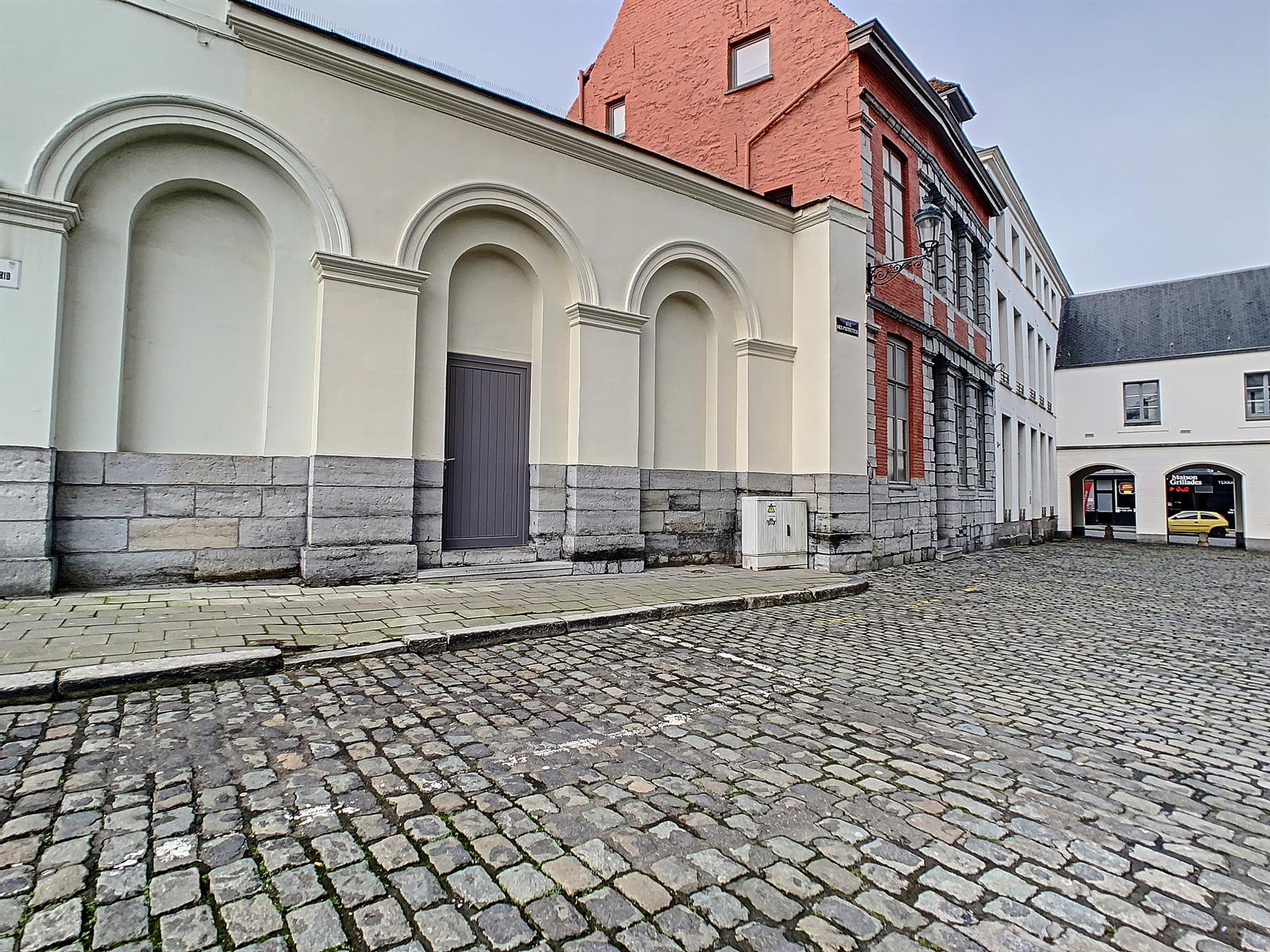 Maison de caractère au coeur de Tournai