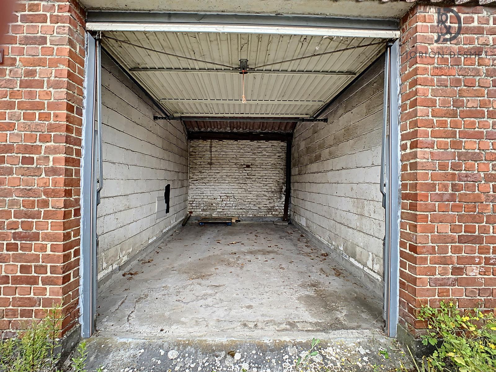 Batterie de 7 garages
