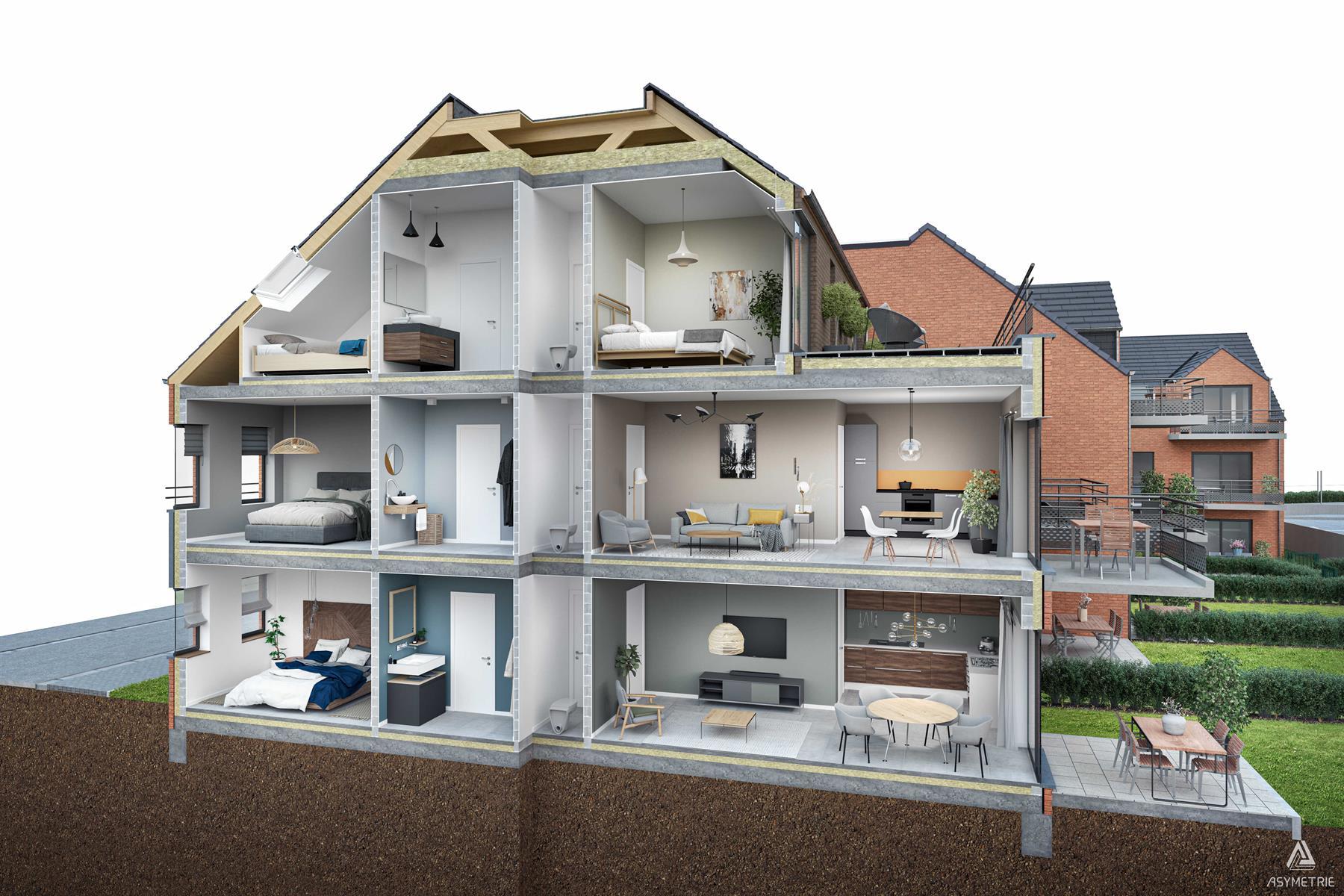 Résidence Cérès le Penthouse