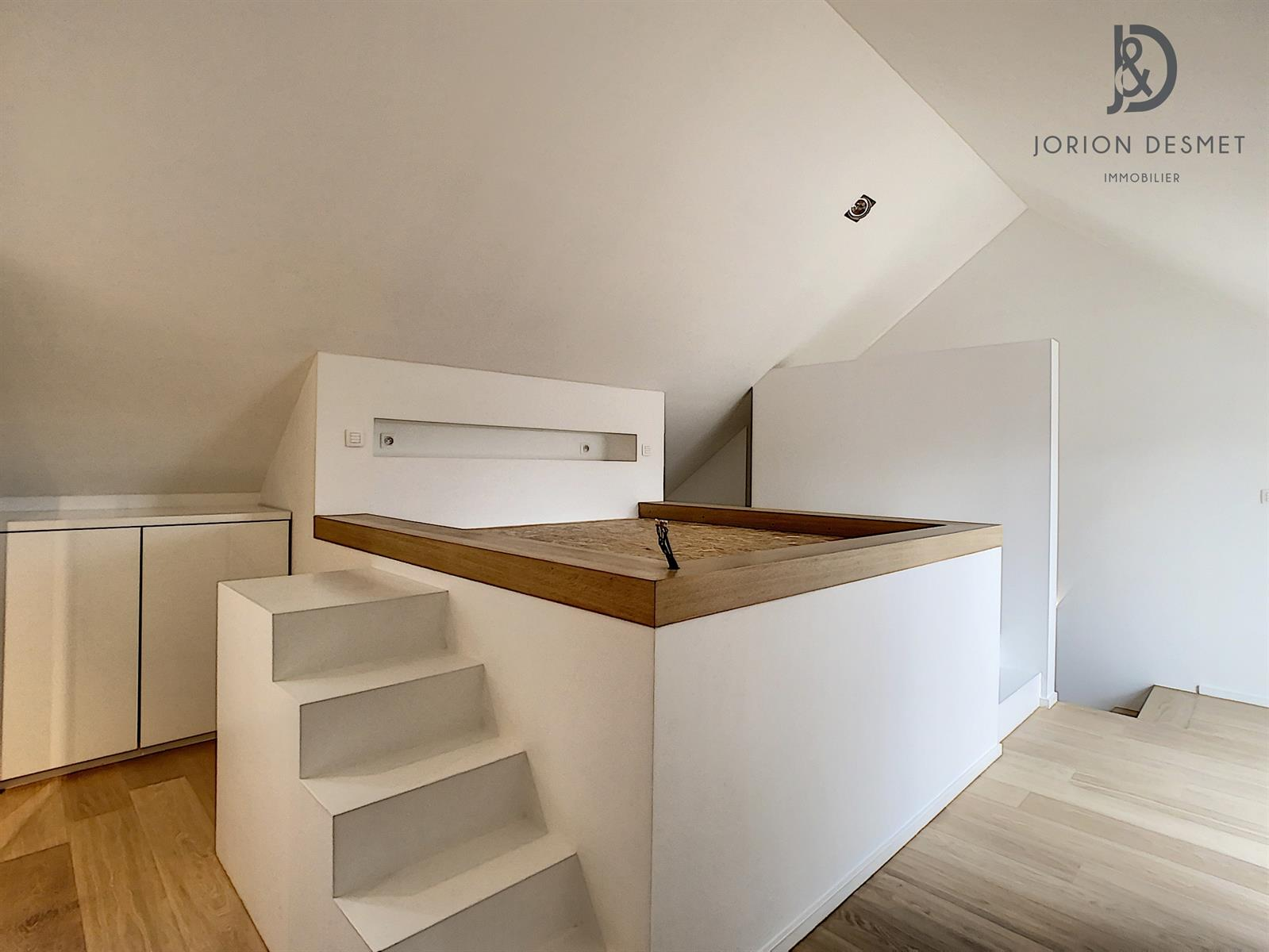 Superbe duplex rénové