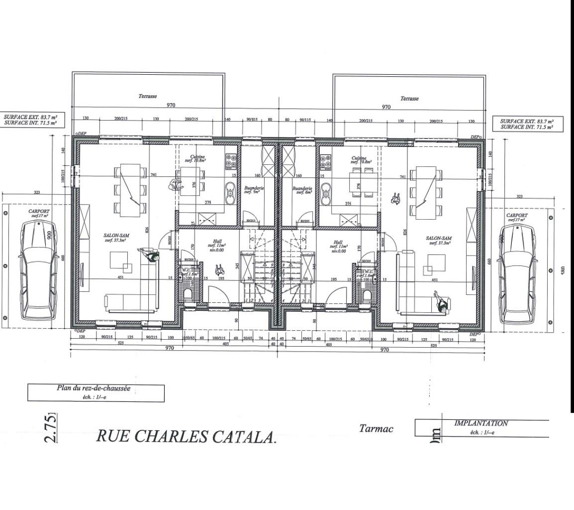 Lot de 2 maisons 3 façades - Ittre - #3191927-9