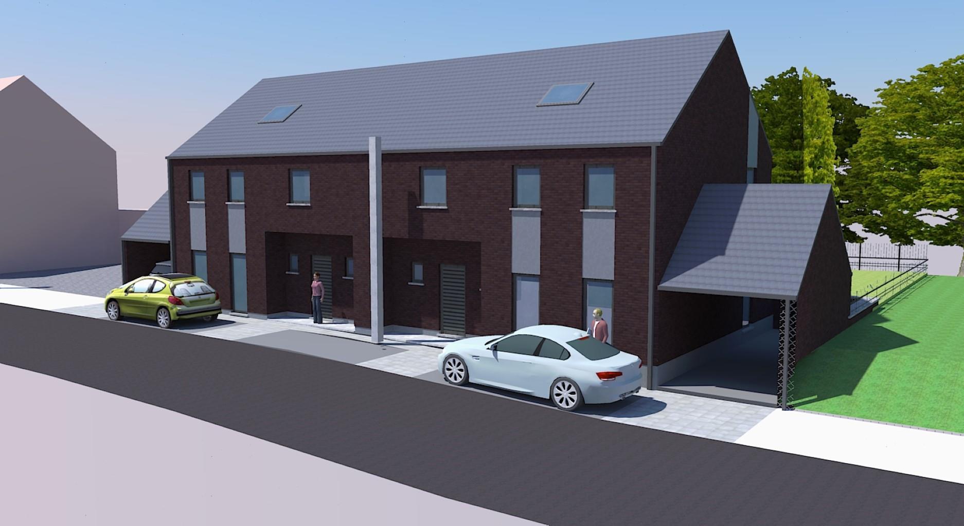 Lot de 2 maisons 3 façades - Ittre - #3191927-5