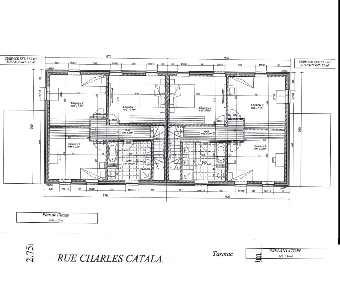 Lot de 2 maisons 3 façades - Ittre - #3191927-7