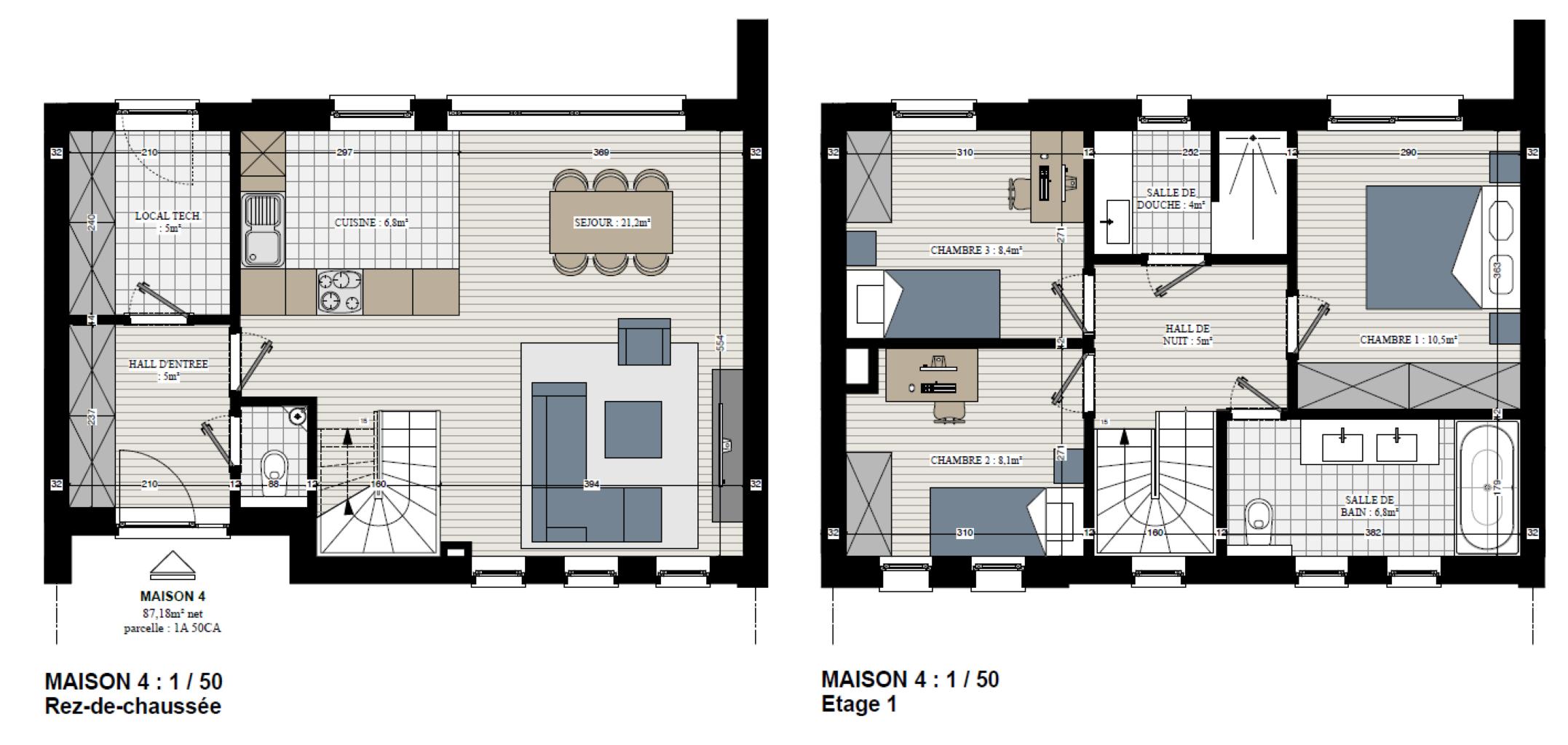 Maison - Rebecq Quenast - #3633184-3