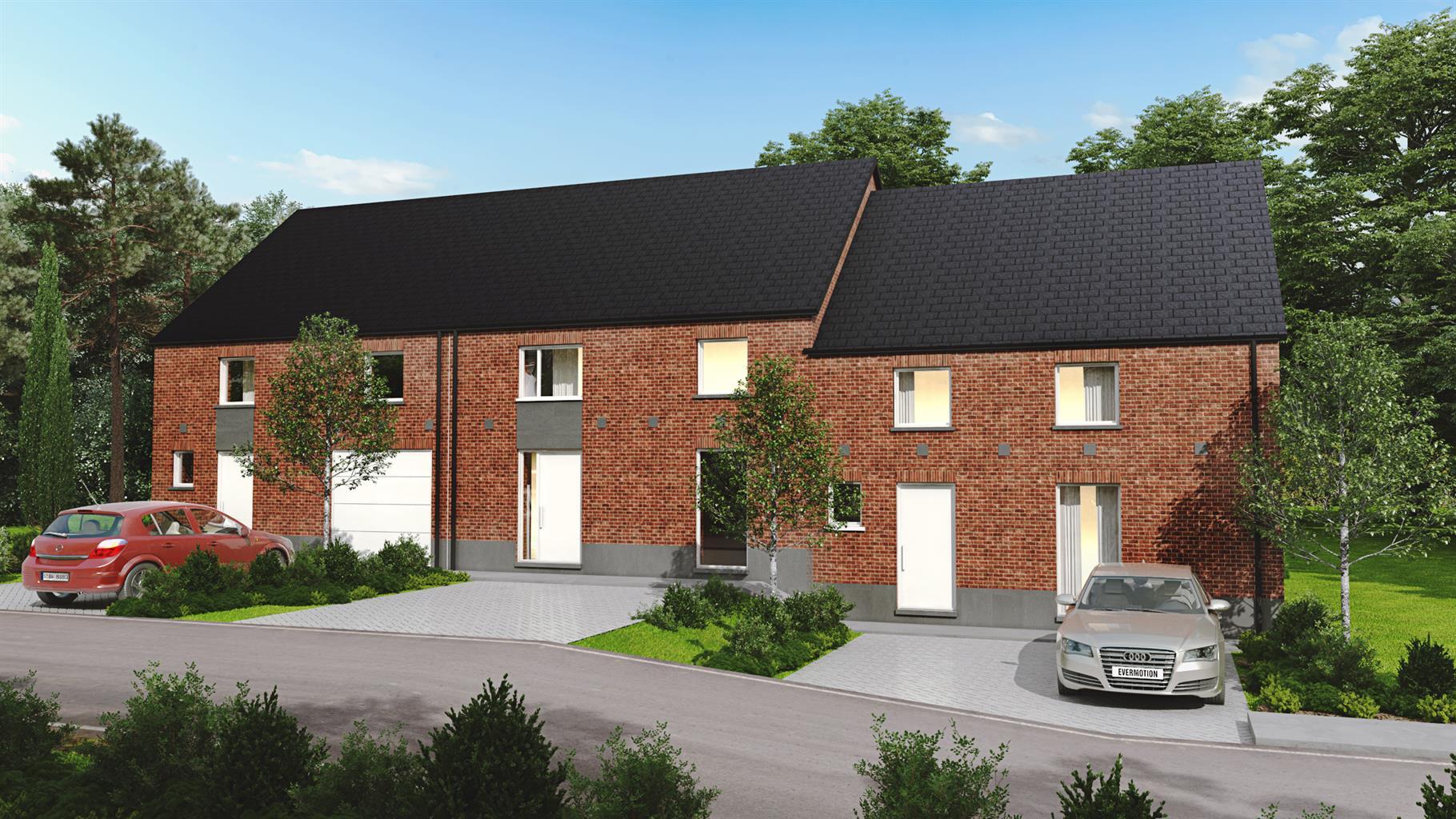Maison - Le bois d'Hennuyères - Braine-le-Comte Hennuyères - #3857088-1
