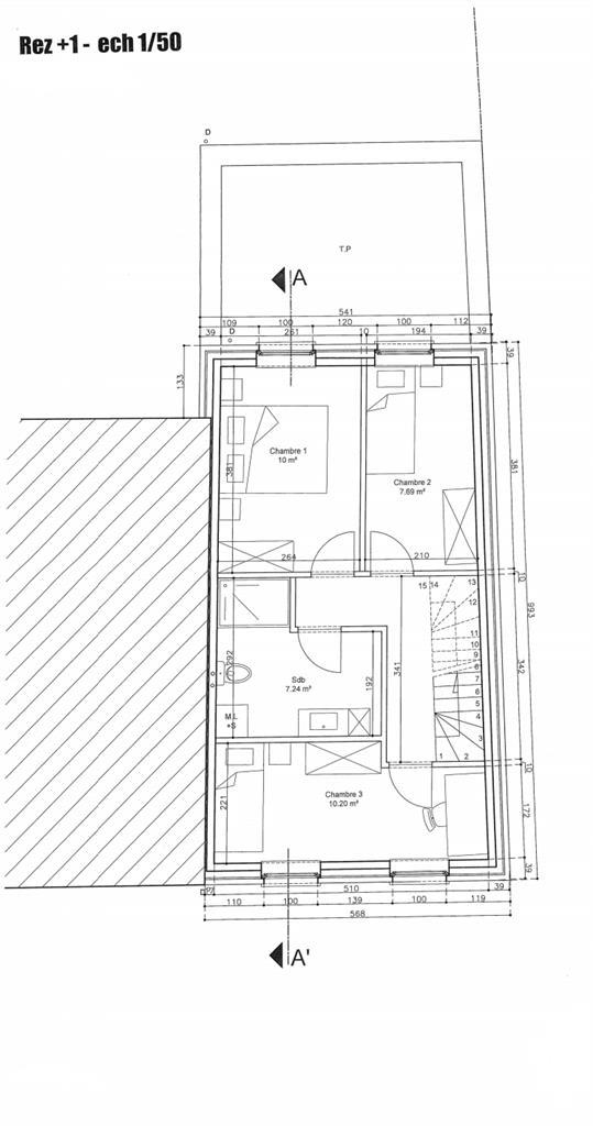 Maison - Rebecq Quenast - #3975714-2