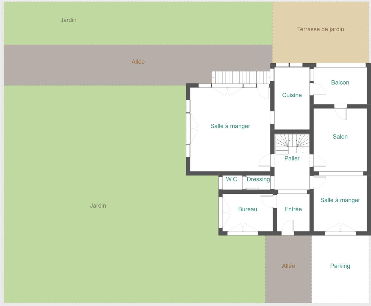 Maison de maître - Tubize - #4083686-22