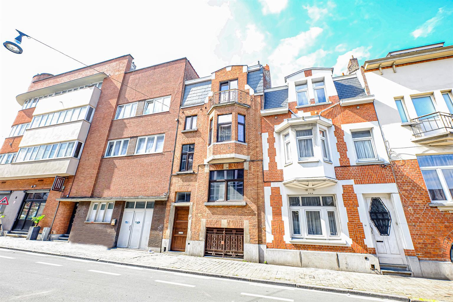 Immeuble à appartements - Anderlecht - #4350196-0