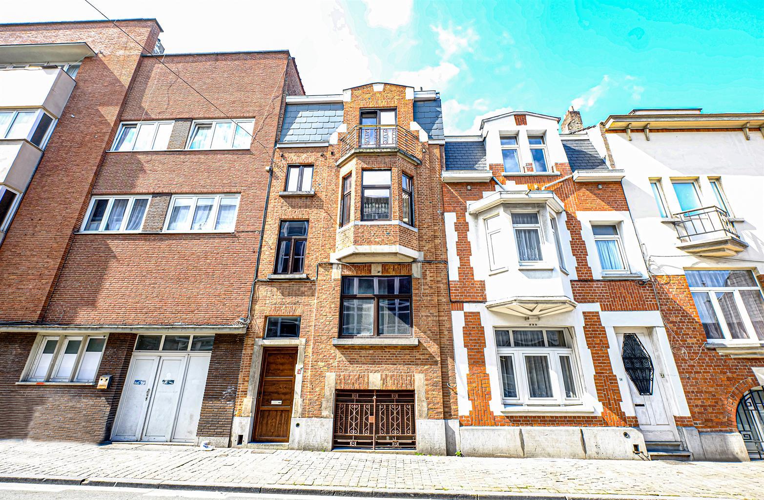 Immeuble à appartements - Anderlecht - #4350196-1