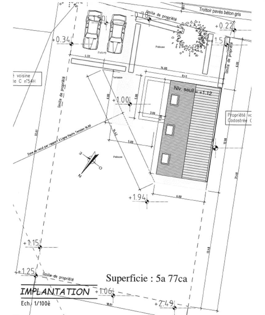 Terrain à bâtir - Tubize Oisquercq - #4367065-1