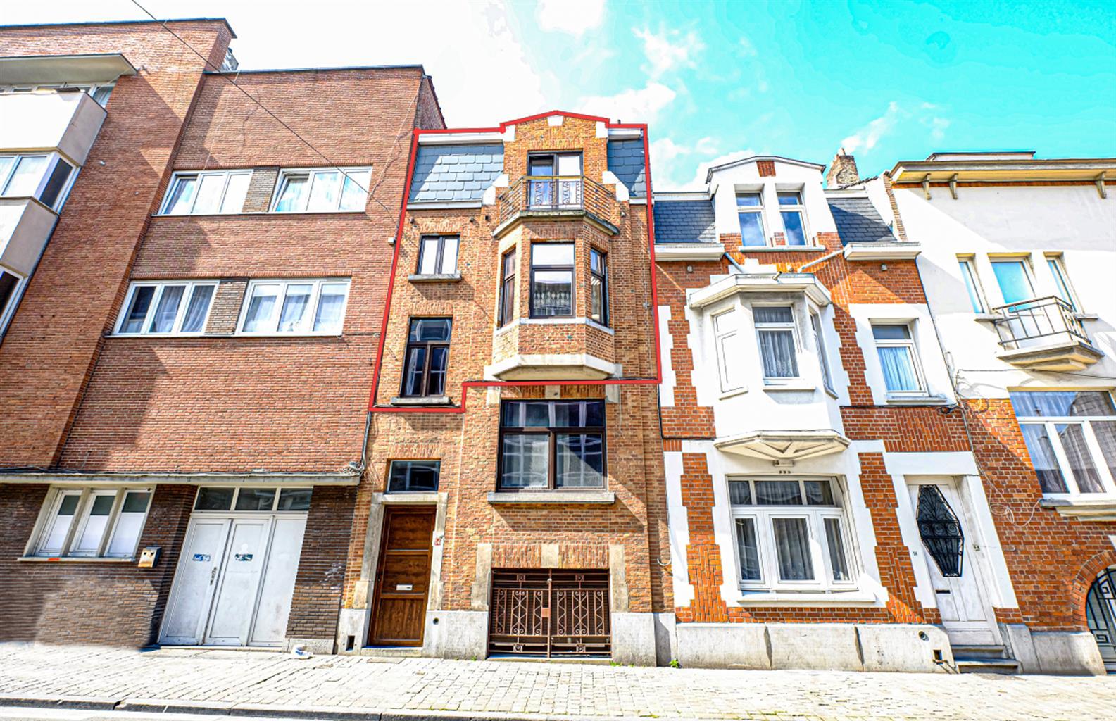Immeuble à appartements - Anderlecht - #4369414-0