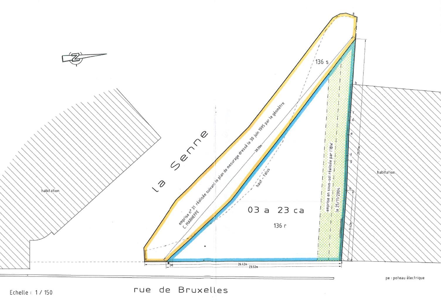 Terrain à bâtir - Tubize - #4457149-5