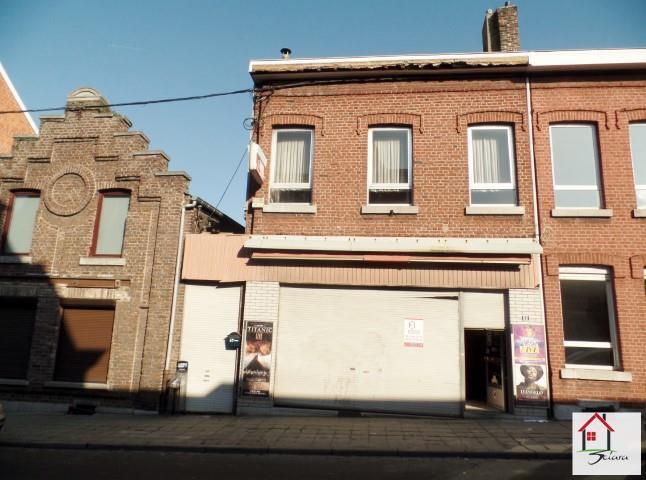 Immeuble mixte - Liège Grivegnée - #1992714-0