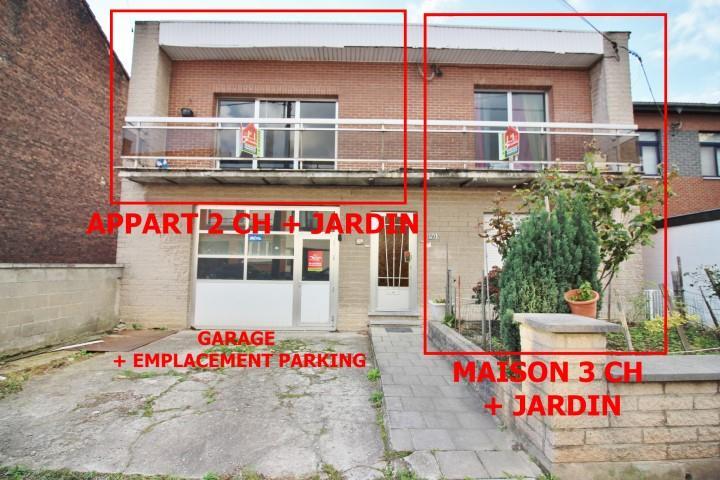Immeuble à appartements - Herstal - #3190079-2