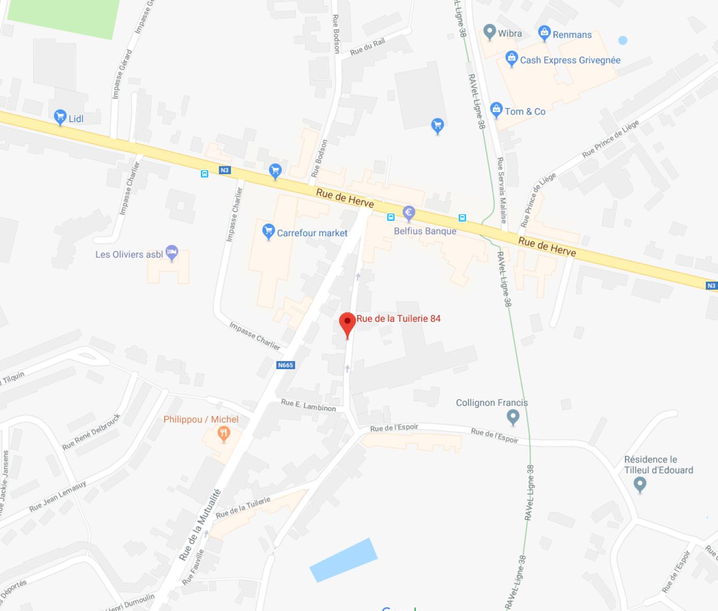 Maison - Liège Grivegnée - #3336901-17