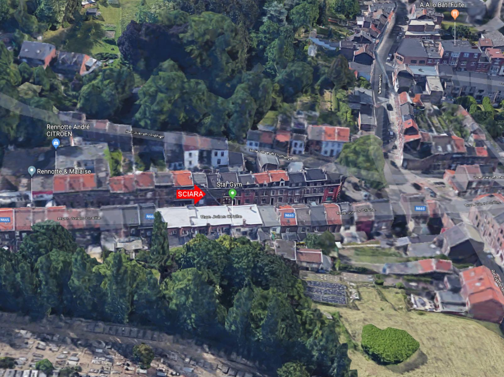 Maison - Liège Grivegnée - #3460157-23