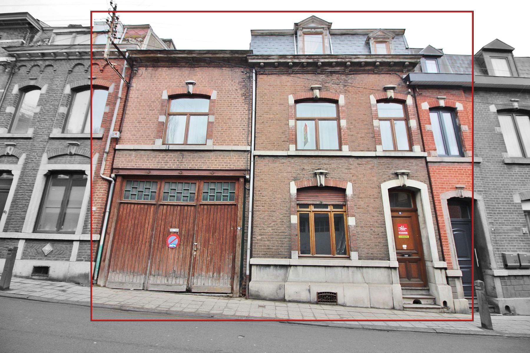 Maison - Liège Grivegnée - #3460157-0