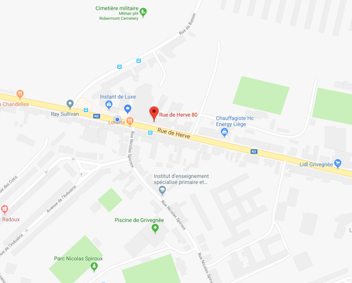 Maison - Liège Grivegnée - #3469166-19