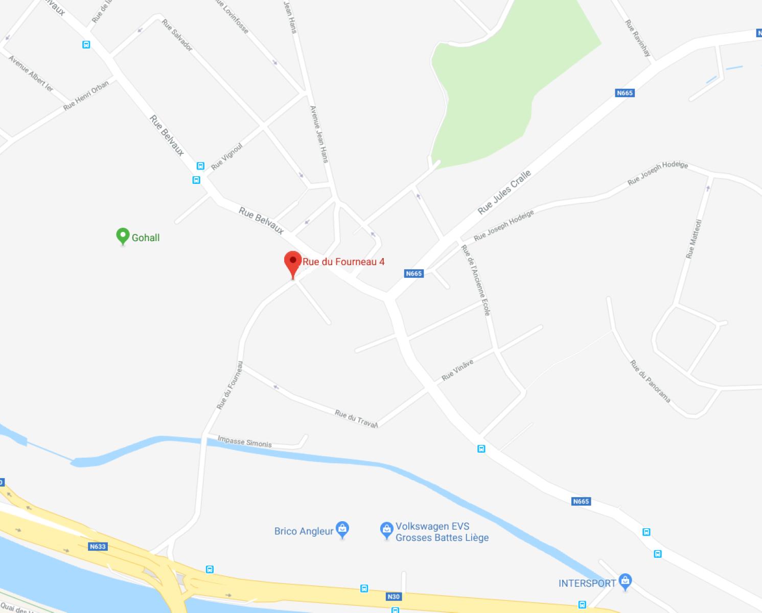 Maison - Liège Grivegnée - #3470963-17