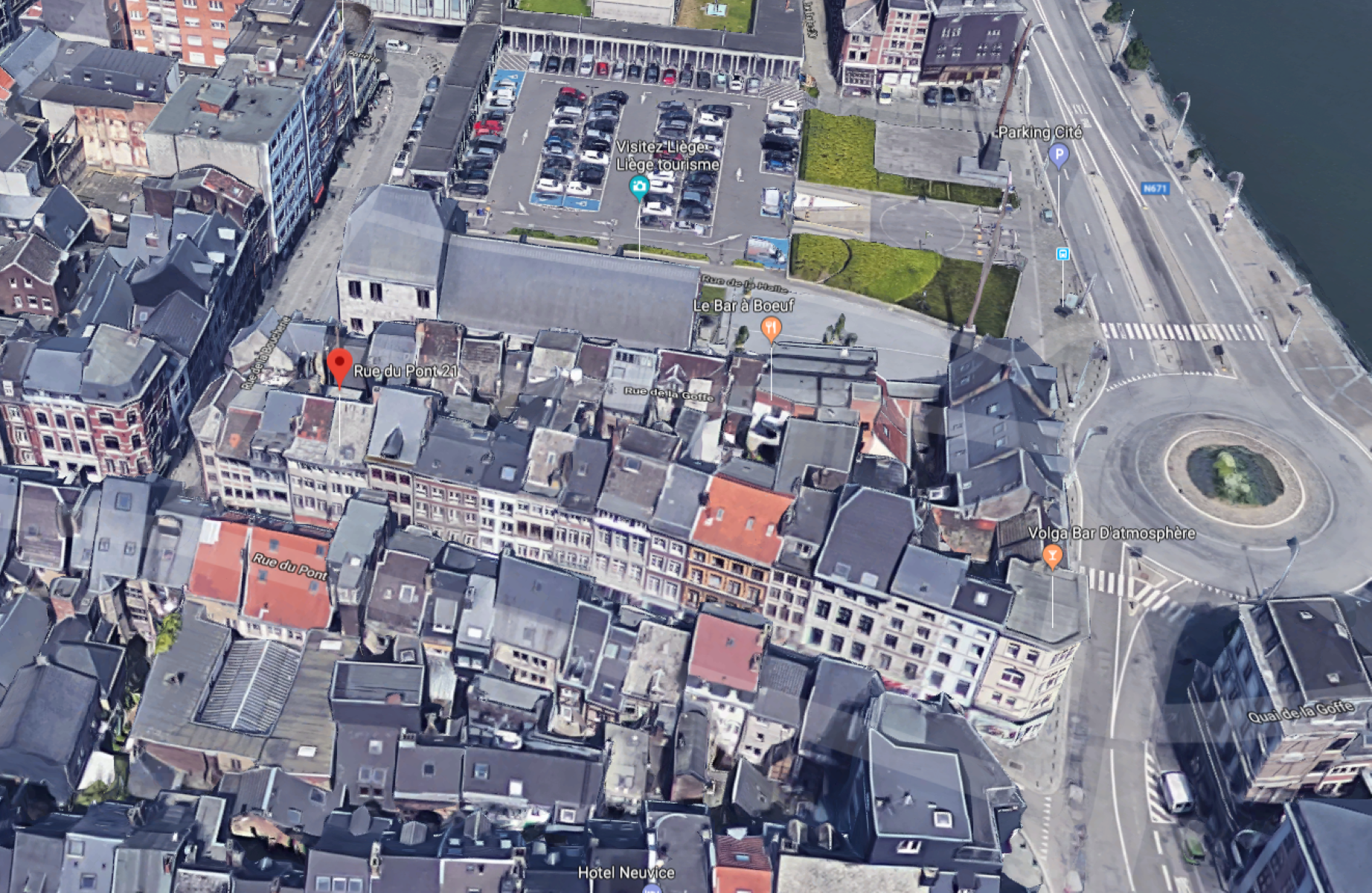 Immeuble à appartements - Liège - #3497482-22