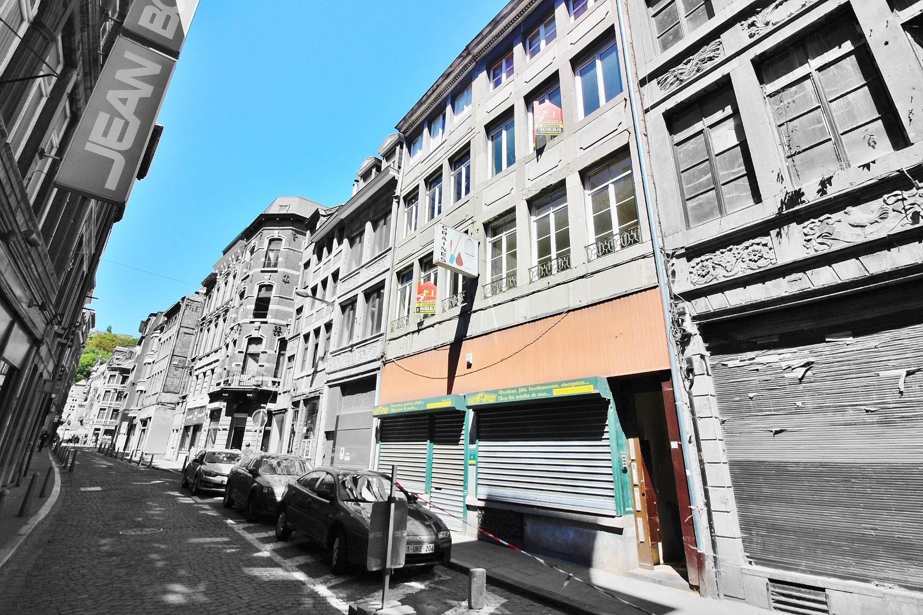 Immeuble à appartements - Liège - #3497482-0