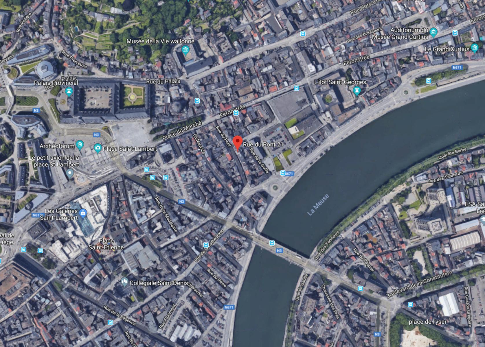 Immeuble à appartements - Liège - #3497482-21