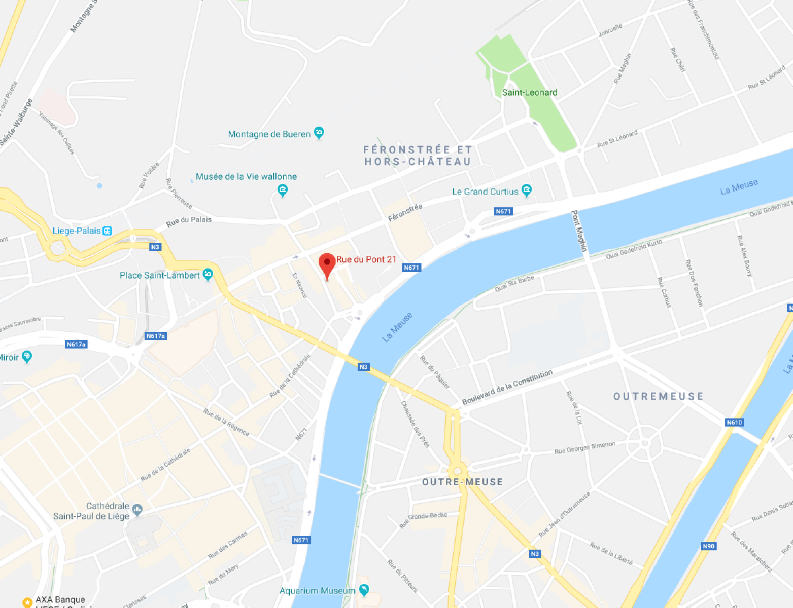 Immeuble à appartements - Liège - #3497482-20