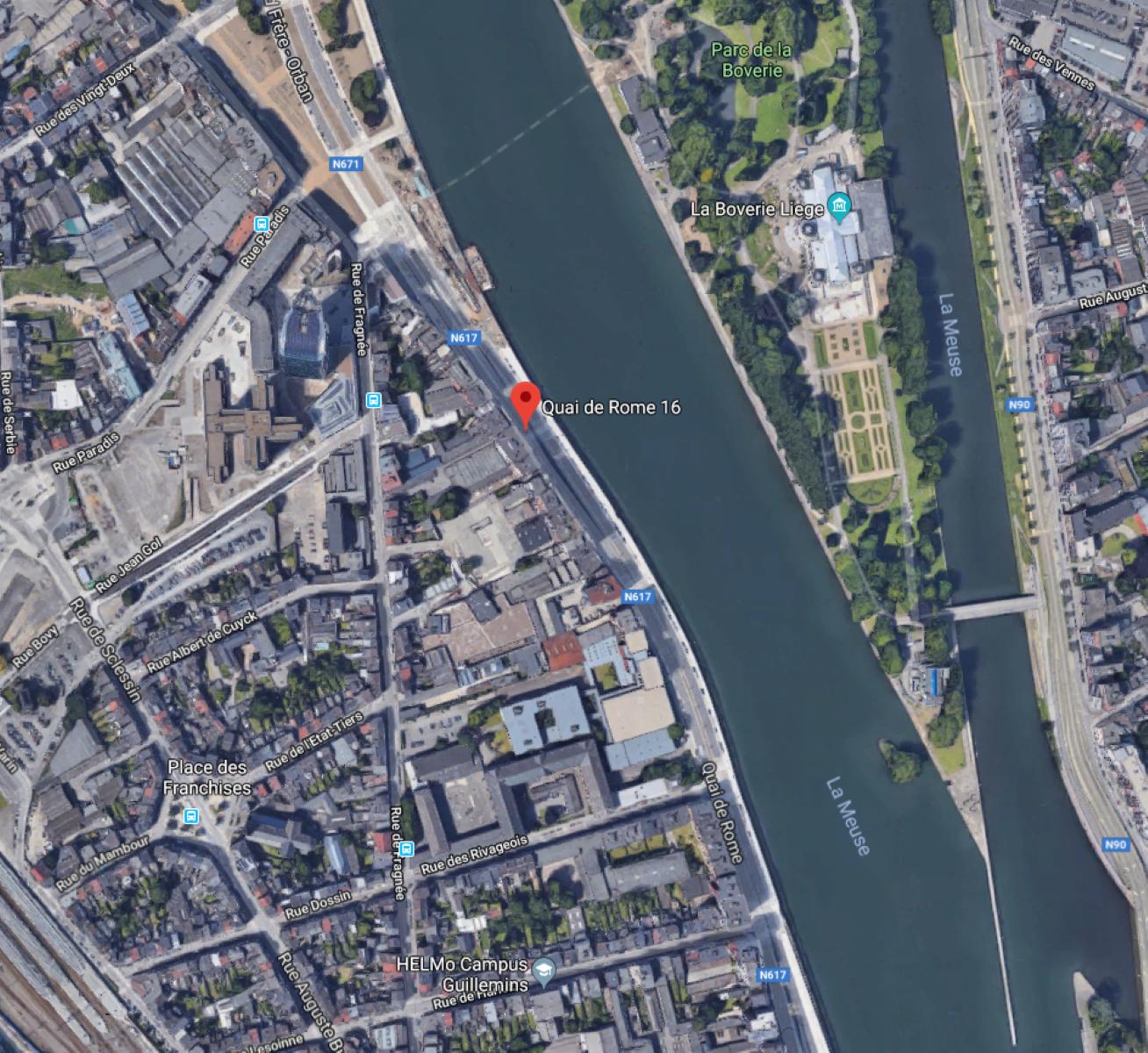 Appartement - Liège - #3591411-21
