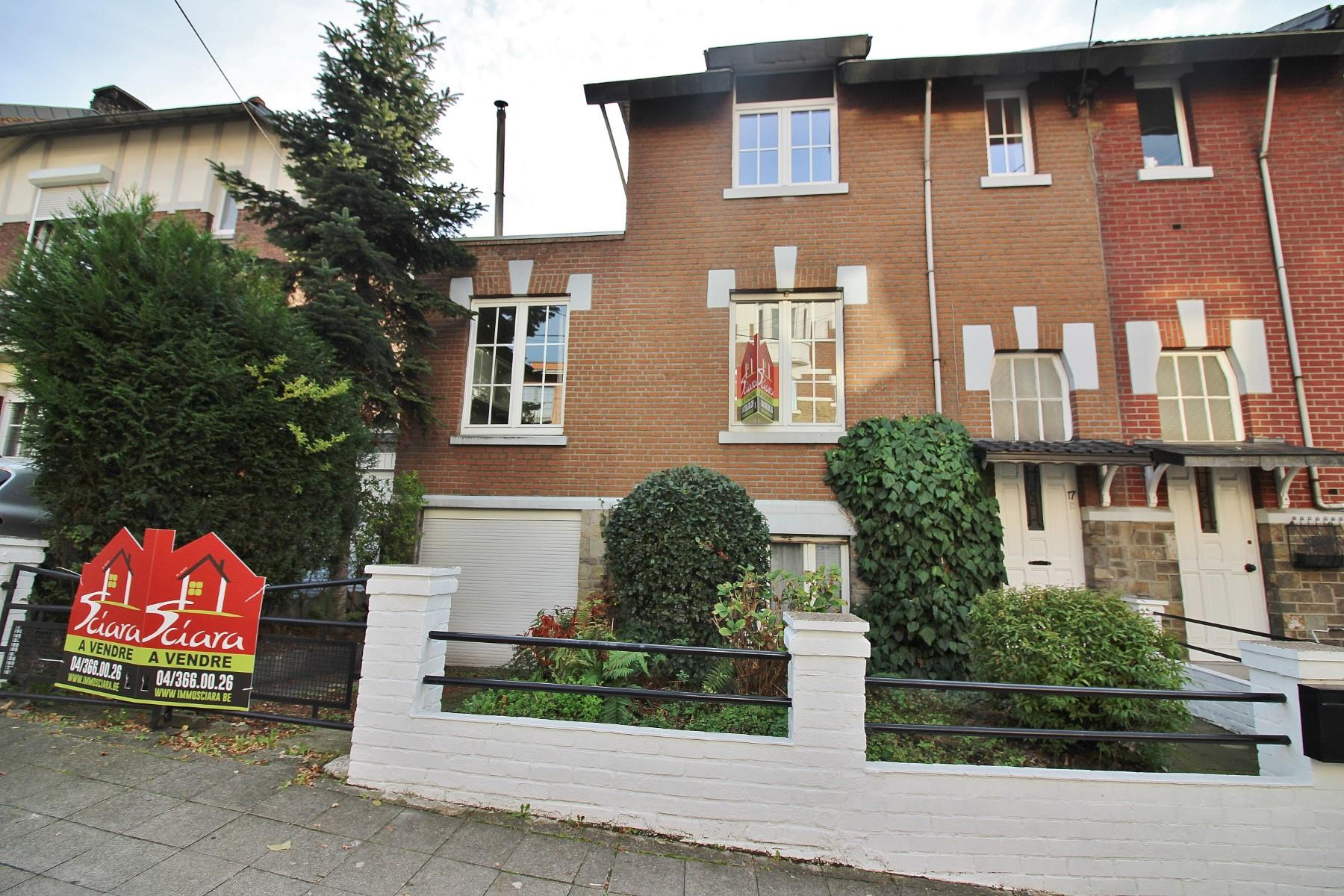 Maison - Liège Grivegnée - #3600242-21