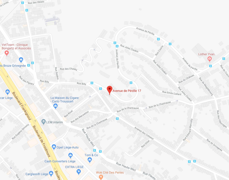 Maison - Liège Grivegnée - #3600242-23