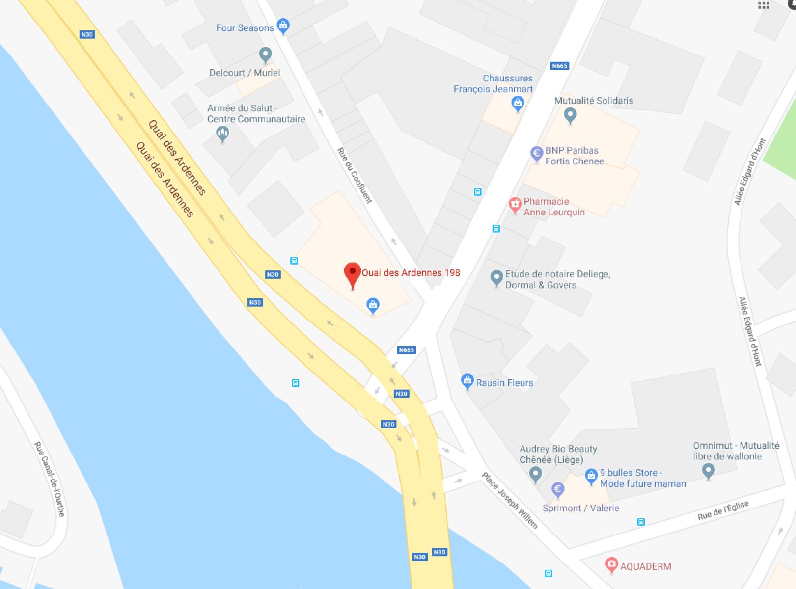 Appartement - Liège Chênée - #3627327-20