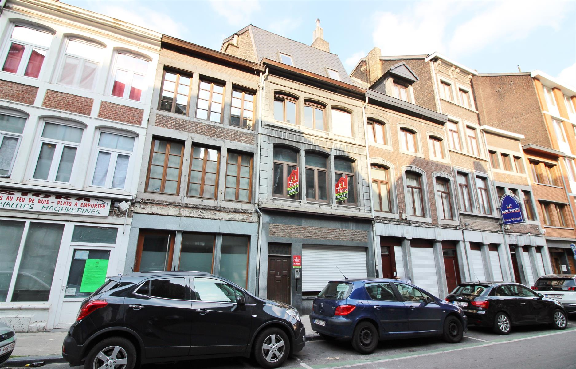Immeuble à appartements - Liege - #4242127-0