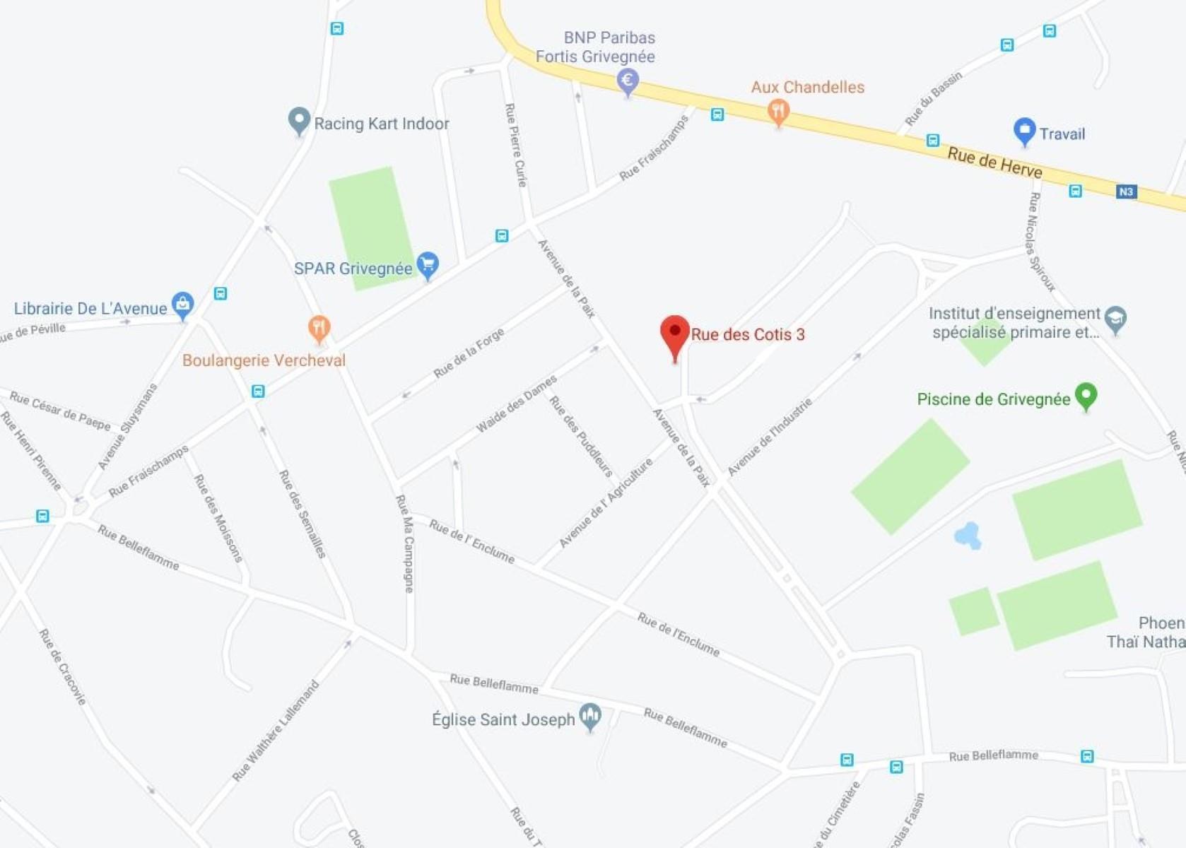 Rez-de-chaussée - Liège Grivegnée - #4534445-15