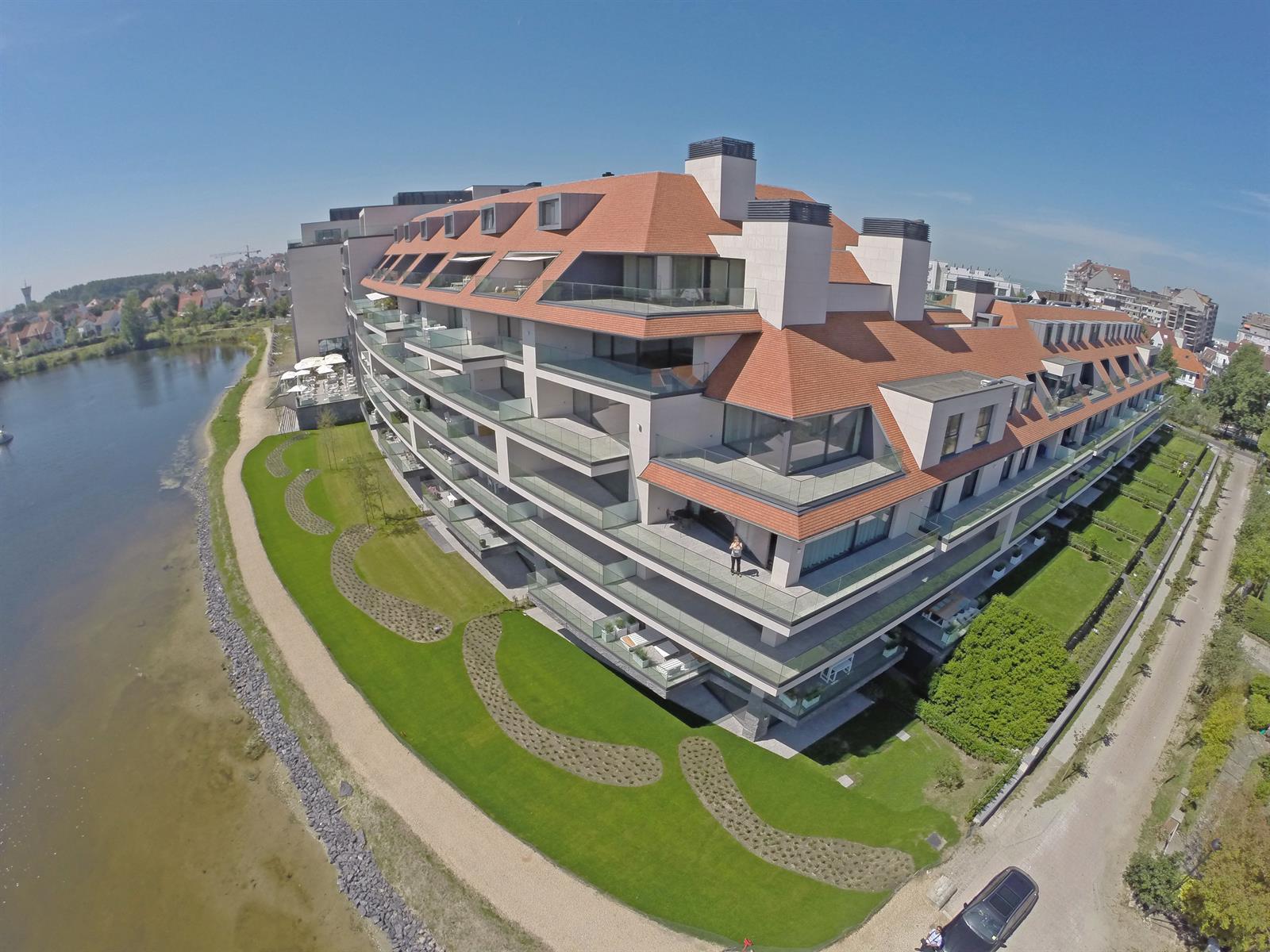 La Réserve - the Residence, Knokke-Heist