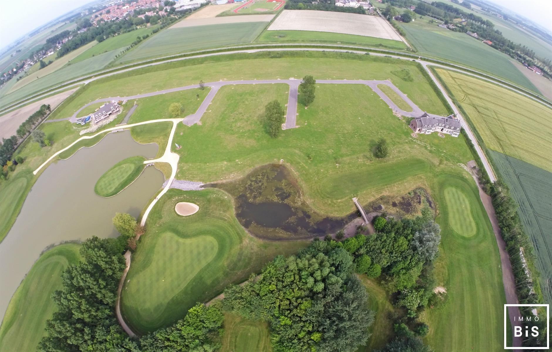 Golfresidentie Brugse Vaart loten 3