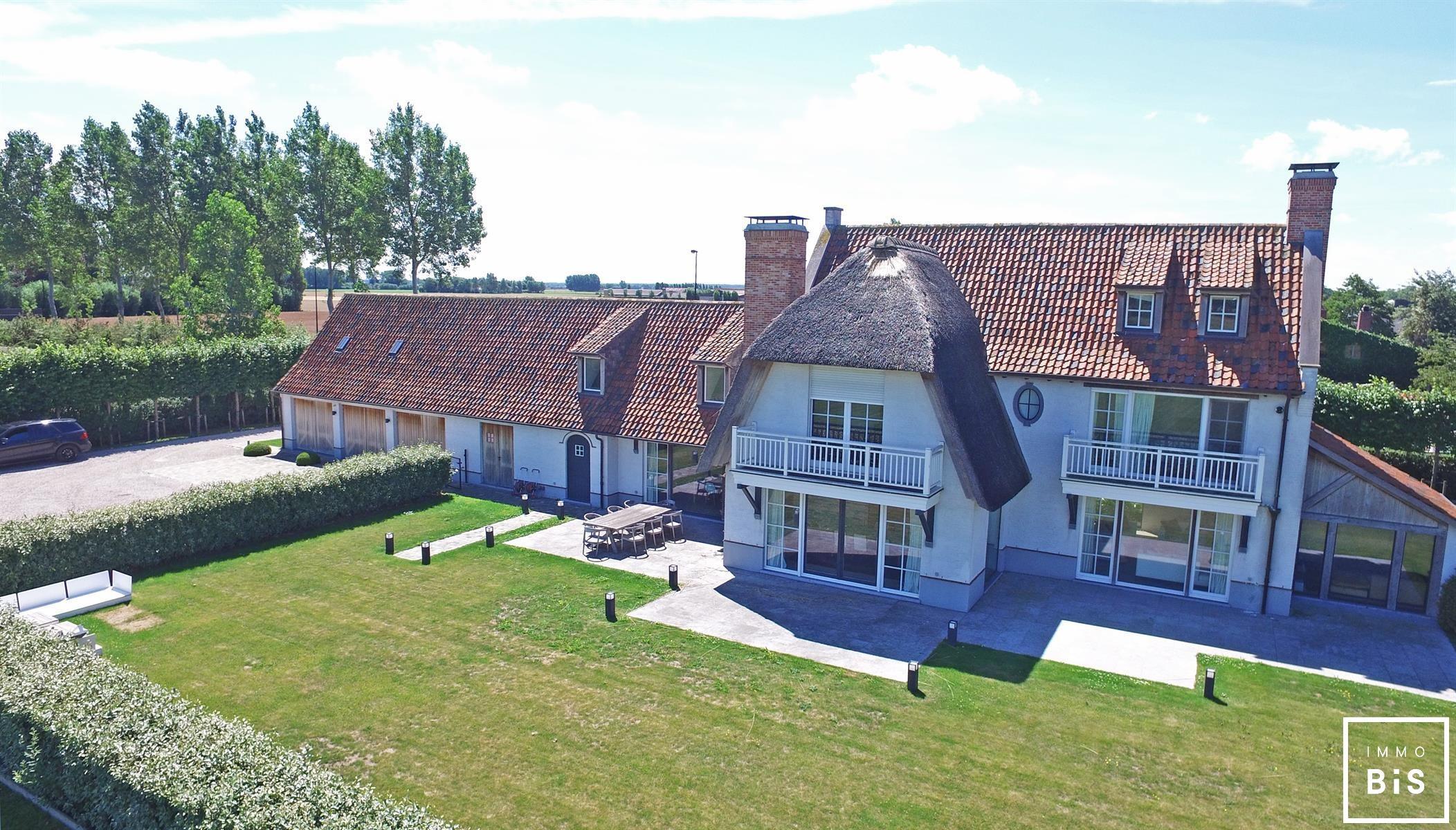 Villa futur Golf de Knokke 1