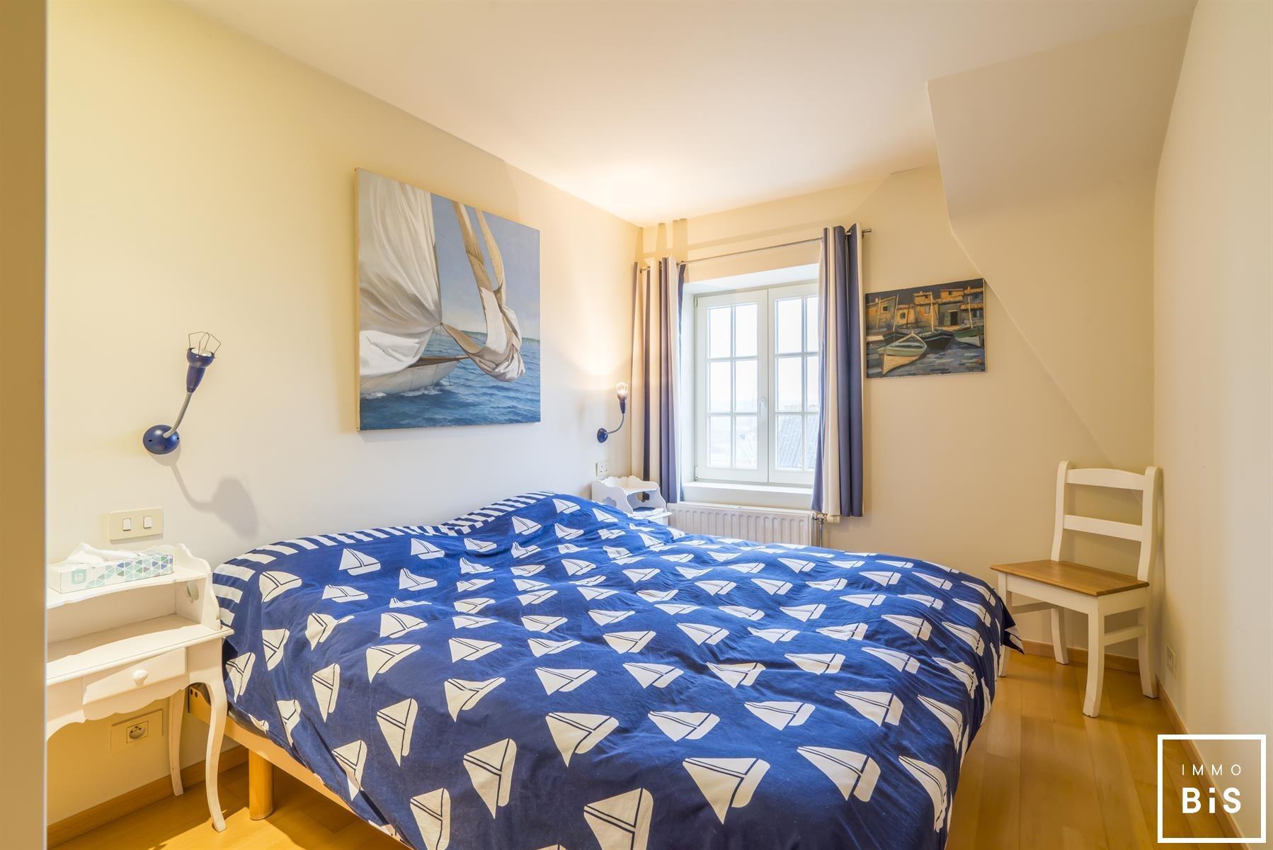 Mooie bel-étage met 4 slaapkamers en een uniek zicht 13