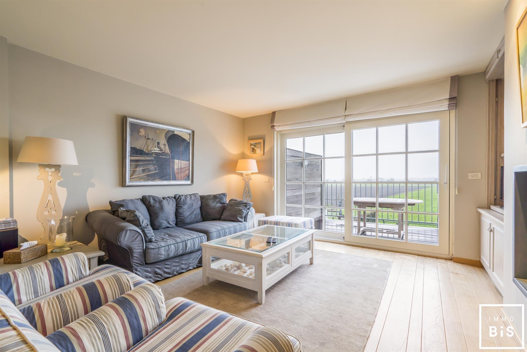Mooie bel-étage met 4 slaapkamers en een uniek zicht 6